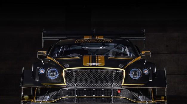 Bentley na Pikes Peaku cilja na rekord s pomočjo novih goriv (foto: Bentley)