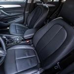 Kot se spodobi za BMW: solidna prostornost, kakovostni materiali in temeljita izdelava. (foto: Uroš Modlic)