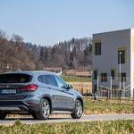 KRATKI TEST BMW X1 xDrive25e X-Line - Preračunavanje (foto: Uroš Modlic)