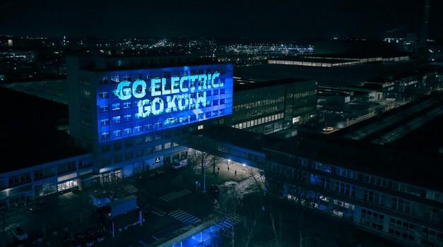 Uganite, kdo bo daroval 'organe' novemu  električnemu Fordu? (foto: Ford)