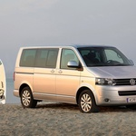 Volkswagen Multivan: od običajnega dostavnika do vsestranskega talenta (foto: Volkswagen)