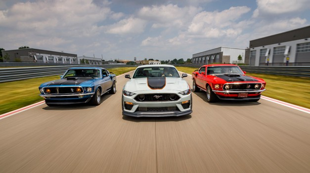 IHS Market: Mustang ostaja najbolje prodajan športnik na svetu (foto: Ford)
