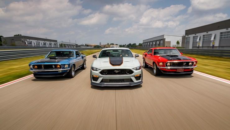IHS Market: Mustang ostaja najbolje prodajan športnik na svetu
