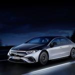 Premiera: Mercedes-Benz EQS: In prišel je tretji (foto: Mercedes-Benz)