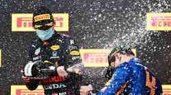 F1 Emilija Romanja 2021 - Verstappen končno dočakal Hamiltonovo napako
