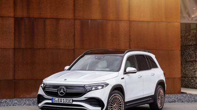 Premiera: Mercedes-Benz EQB - nastajal bo pri naših vzhodnih sosedih (foto: Mercedes-Benz)