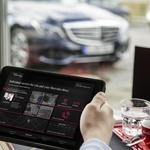 Prodaja vozil po spletu - Najprej na splet, nato v salon (foto: Daimler Ag - Global Communicatio)