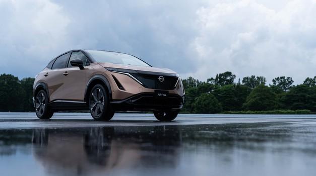 Novo v sloveniji (predpremiera): Nissanova aduta za bližnjo prihodnost (foto: Nissan)