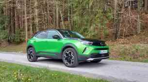 Novo v Sloveniji: Opel Mokka-e - Bo to Oplova prodajna uspešnica?