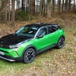 Novo v Sloveniji: Opel Mokka-e - Bo to Oplova prodajna uspešnica? (foto: Matjaž Korošak)