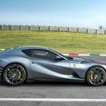 Največji Ferrari je dobil najbolj zmogljivo evolucijsko izpeljanko (foto: Ferrari)