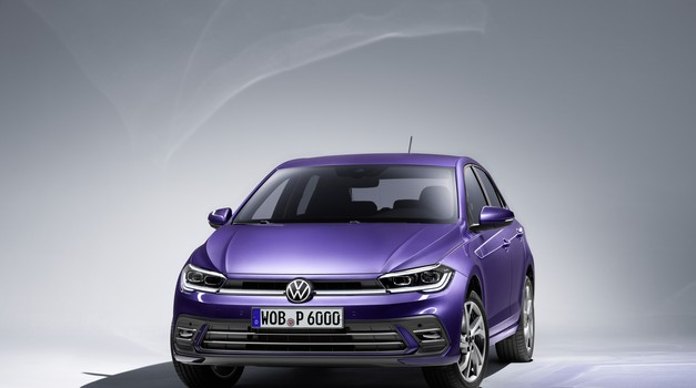 Volkswagen Polo - zrasel ni le v centimetre (foto: Volkswagen)