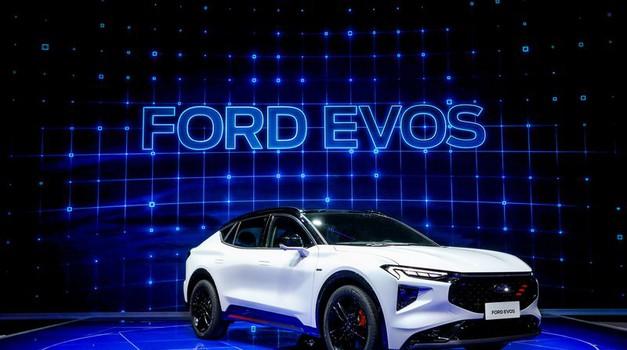 Pri Fordu vztrajajo - Mondea ne bo ... (foto: Ford)