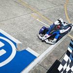 Formula E: V Valencii za volanom dirkalnika tudi prvi Slovenec (intervju) (foto: BMW)