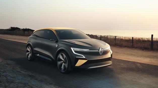 Ne le Volvo, tudi Renault omejuje hitrost novih avtomobilov (foto: Renault)