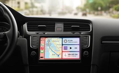 Digitalnim tehnološkim gigantom še vedno diši avtomobilska industrija