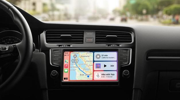 Digitalnim tehnološkim gigantom še vedno diši avtomobilska industrija (foto: Apple)