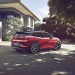Premiera: Volkswagen ID.4 GTX: ko je družinski električni avtomobil lahko tudi športnik (foto: Volkswagen)