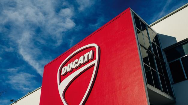 Ducati v prvem četrtletju letošnjega leta z občutno rastjo (foto: ducati)