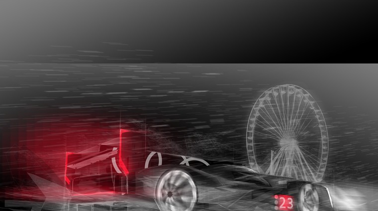 Audi Le Mans concept prototip (foto: Audi)