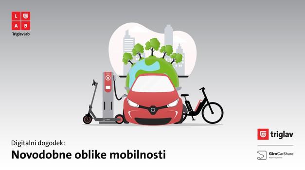 Mobilnost, ki ni nujno vezana na lastništvo (foto: tirglav)