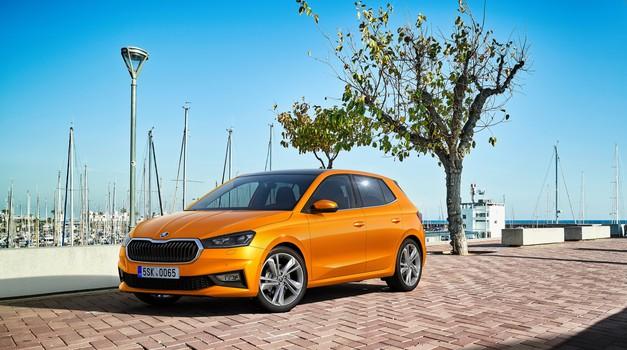 Premiera: Tako privlačna in prostorna je nova Škoda Fabia (foto: Škoda)