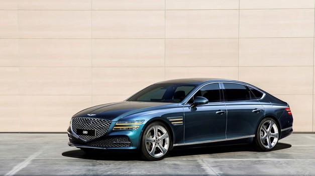 Evropa pričakuje novo avtomobilsko znamko. In ni evropska ... (foto: Genesis)