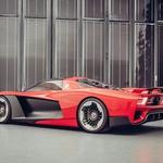 Izjemna kitajska konkurenca Ferrariju, Lamborghiniju in druščini? (foto: Hongqi)