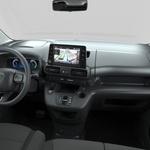 Toyotin mestni dostavnik se priklaplja na elektriko (foto: Toyota)