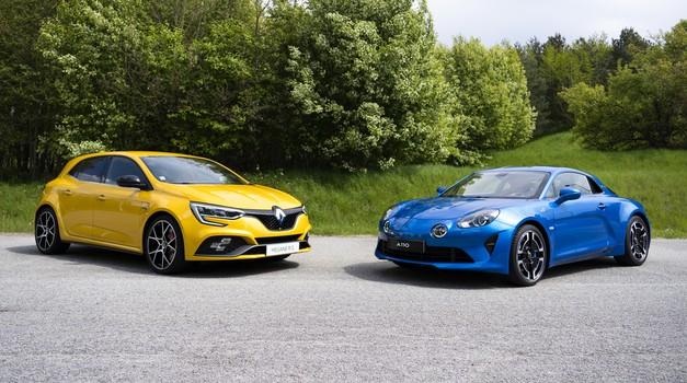 Renault Sport se poslavlja, a dobiva še boljšo zamenjavo (foto: Renault)