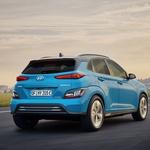 Novo v Sloveniji - prenovljena Kona Electric (foto: Hyundai)