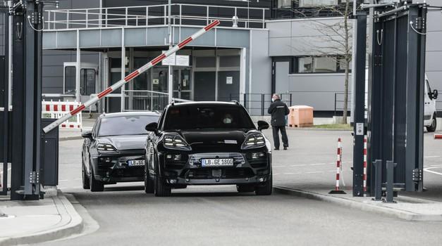 Prihaja nov električni Porsche – tokrat SUV! (foto: Porsche)