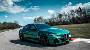 To je najdražji serijski Alfa Romeo!