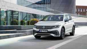 Premiera: Volkswagen Tiguan Allspace - Osvežitev s podaljšanim delovanjem