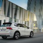 Premiera: Volkswagen Tiguan Allspace - Osvežitev s podaljšanim delovanjem (foto: Volkswagen)
