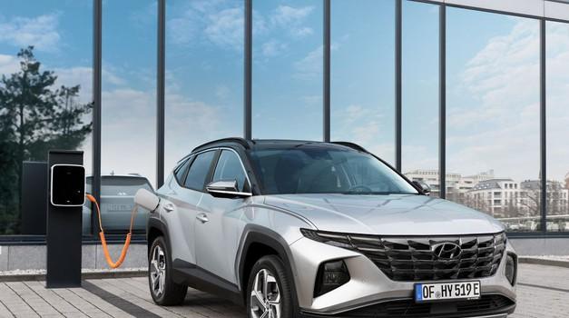 Novo v Sloveniji: Okrepitev v družini Hyundaija Tucsona (foto: Hyundai)