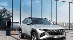 Novo v Sloveniji: Okrepitev v družini Hyundaija Tucsona