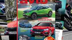 Izšel je novi Avto magazin: šestvaljniki se vračajo! Obsežna predstavitev nove Opel Mokke...