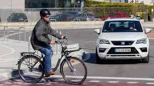 Policija predstavlja novo akcijo, tokrat pod drobnogledom kolesarji