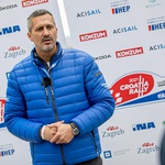 Človek, ki je zaslužen za prihod WRC spektakla v našo soseščino, Danijel Šaškin. V vsakem trenutku se je zavedal izjemnega dela celotne ekipe in je to znal tudi poudariti. (foto: Uroš Modlic)