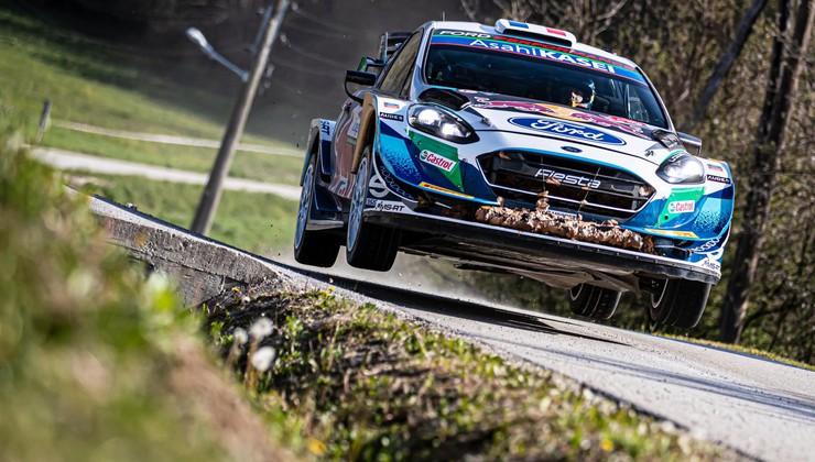 WRC: Croatia Rally 2021 - Spektakel za vogalom