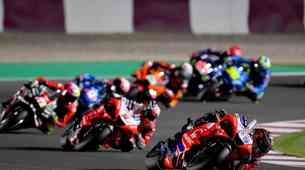 MotoGP - Nič več ni tako kot je bilo; tudi dirke ne