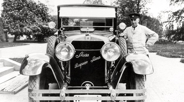 Zgodovina: to je avtomobil, ki je Škodo popeljal med avtomobilsko elito (foto: Škoda)