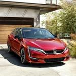 Honda Clarity Fuel Cell (foto: Honda)
