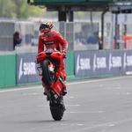 MotoGP, VN Francije - Ples v dežju (foto: Michelin)