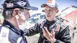 Audi na Dakar z zvezdniško zasedbo!