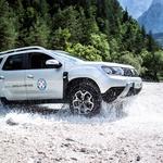 Zaradi romunske znamke je delo slovenskih gorskih reševalcev precej lažje (video) (foto: Dacia)