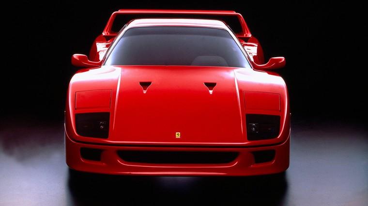Od legendarnega Ferrarija ostal le še kup ožganih ogljikovih vlaken (video) (foto: Ferrari)