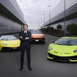 Prihaja nov lastnik Lamborghinija? (foto: Lamborghini)