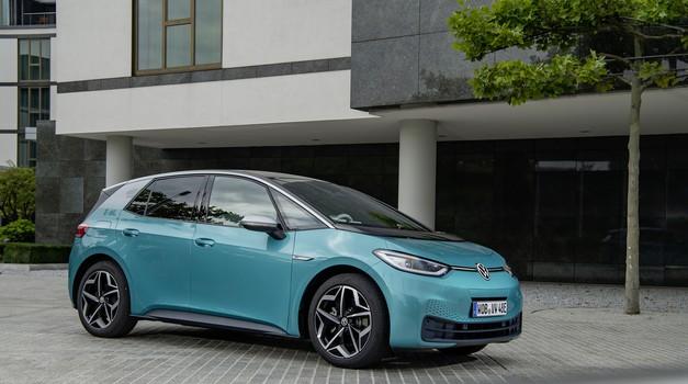 Volkswagen pripravlja novega električnega športnika? (foto: Volkswagen)